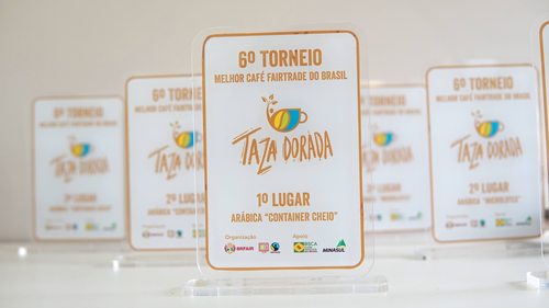 Taza Dorada FLC Category Winner - Fairtrade Ref 1011